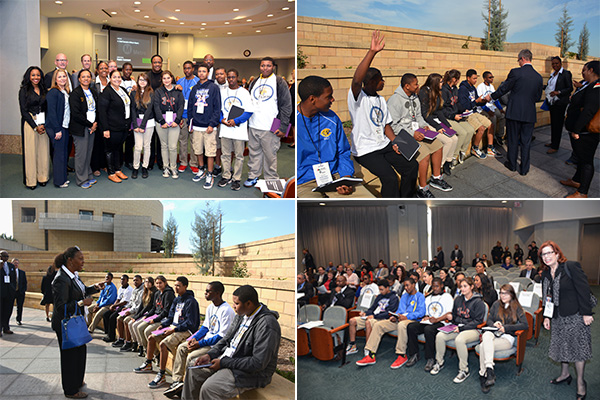Young Leaders in Government Student Tour