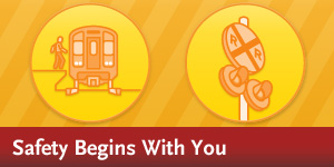 Expo Line Phase 1 - New -- Safety Begins With You