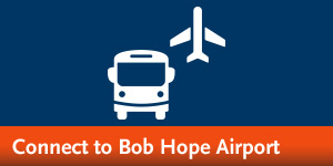 BurbankBus Connection to Bob Hope Airport