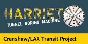Crenshaw/LAX Transit Project - TBM