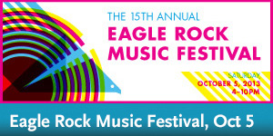 Discount 87 - Eagle Rock Music Festival, October 5