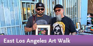 East Los Angeles Art Walk, 2nd Sundays