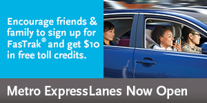 ExpressLanes - Friends & Family