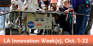 LA Innovation Week(s), Oct. 1-22