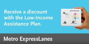 ExpressLanes Low-Income Assistance Plan