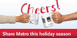 Metro Store - Cheers