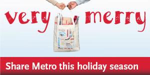 Metro Store - Very Merry