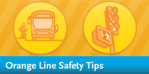 Orange Line - New - Safety