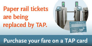 TAP - Tickets Replaced by TAP