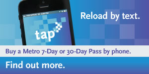 TAP - Reload by Text