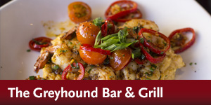 The Greyhound Bar & Grill in Highland Park